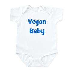 Vegan Baby - Multiple Colors Infant Creeper