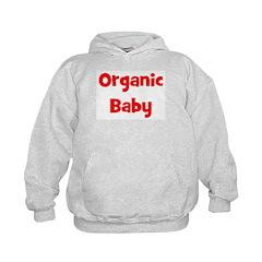Organic Baby - Multiple Color Hoodie