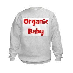Organic Baby - Multiple Color Sweatshirt