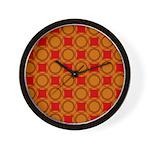 Gusto Chili Wall Clock