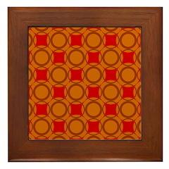 Gusto Chili Framed Tile