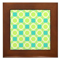 Gusto Poolside Framed Tile