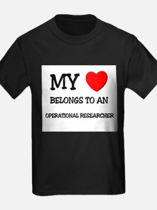 My Heart Belongs To An OPERATIONAL RESEARCHER T
