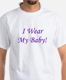 I Wear My Baby - Multiple Col Shirt