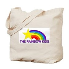 The Rainbow Kids Tote Bag
