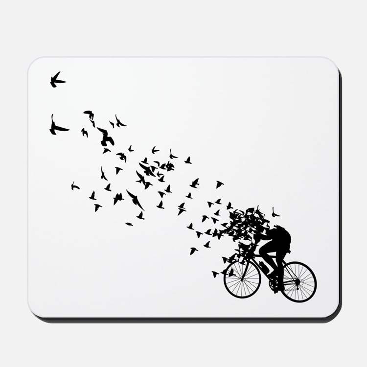 Free as a Bird Mousepad