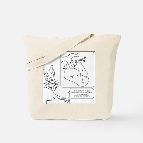 Cute Coronary Tote Bag