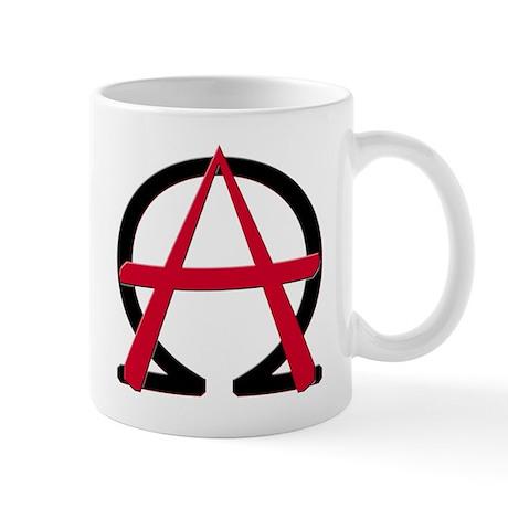 Christain Anarchy Mug