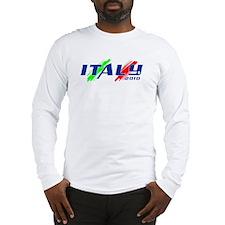 Italy 2010 Long Sleeve T-Shirt