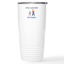 Colton & Daddy - Best Buddies Travel Mug