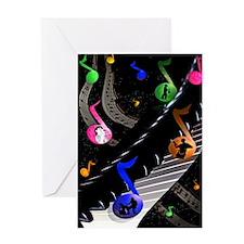 Universal Music Greeting Card