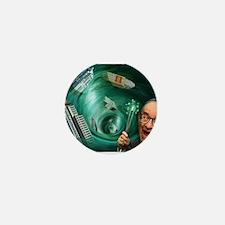 Greenspan Whirlpool Mini Button