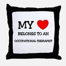 My Heart Belongs To An OCCUPATIONAL THERAPIST Thro