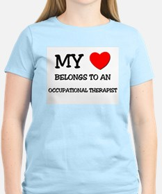 My Heart Belongs To An OCCUPATIONAL THERAPIST Wome