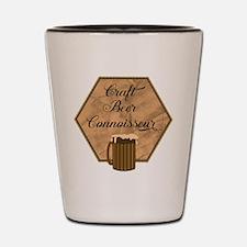 Craft Beer Connoisseur Shot Glass