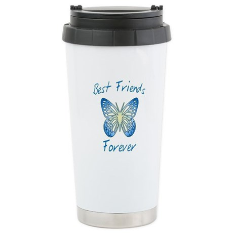 Best Friends Forever Stainless Steel Travel Mug