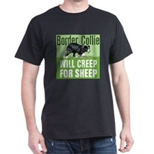 Will Creep for Sheep T-Shirt