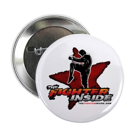 "TheFighterInside.com 2.25"" Button (10 pack)"