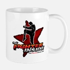 TheFighterInside.com Mug
