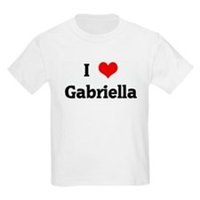 I Love Gabriella T-Shirt