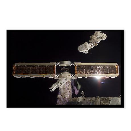 Pack of 8 Spacewalk Postcards