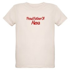 Proud Father of Alexa T-Shirt