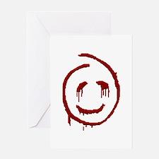 Red John Greeting Card