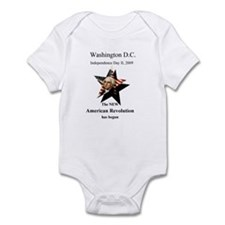 Washington DC Infant Bodysuit