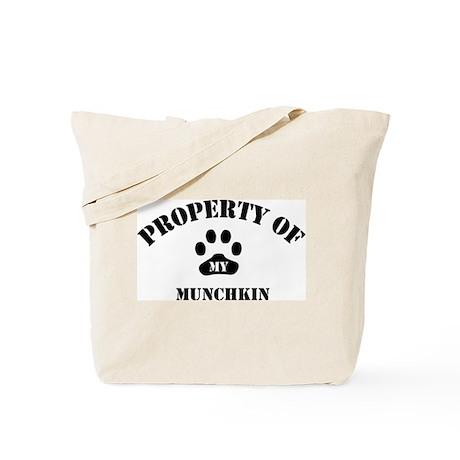 My Munchkin Tote Bag