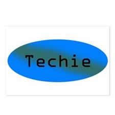 Techie Postcards (Package of 8)