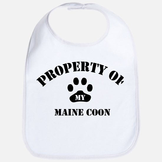 My Maine Coon Bib