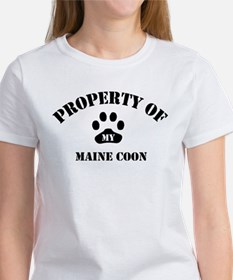 My Maine Coon Women's T-Shirt