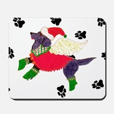 Gulliver's Angels BlackLab Mousepad