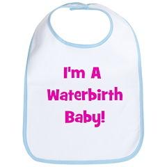 Waterbirth Baby! - Multiple C Bib
