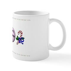 WHERES SANTA? GREAT DANE Mug