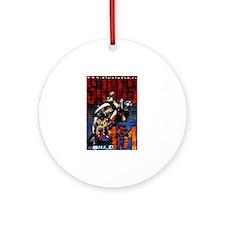 Bill D Stunts101 Ornament (Round)