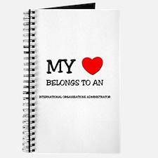 My Heart Belongs To An INTERNATIONAL ORGANIZATIONS