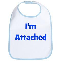 I'm Attached - Multiple Color Bib