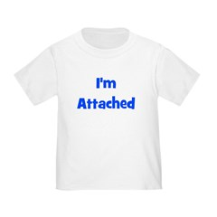 I'm Attached - Multiple Color T