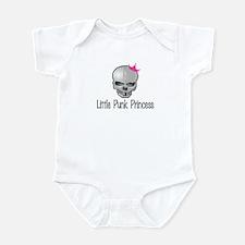 Little Punk Princess Infant Creeper
