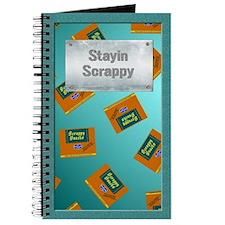 Scrappy Snacks Journal