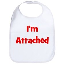 I'm Attached - Multiple Color Bib