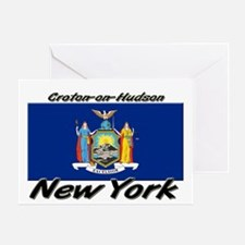 Croton-On-Hudson New York Greeting Card