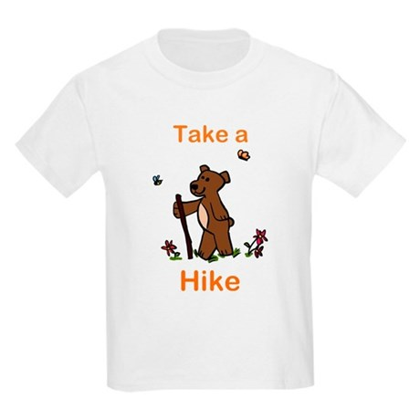 Take a Hike Kids Light T-Shirt
