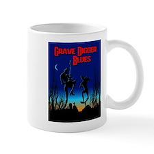 Cute Grave digger Mug