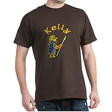 Kelly Celtic Warrior Design 2/2 T-Shirt