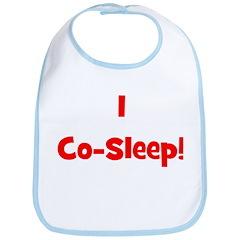 I Co-Sleep! - Multiple Color Bib