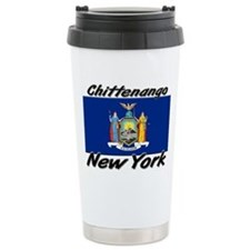 Chittenango New York Travel Mug