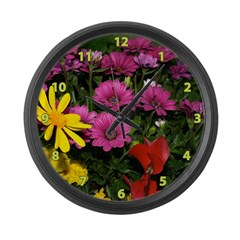 Photography Large Wall Clock