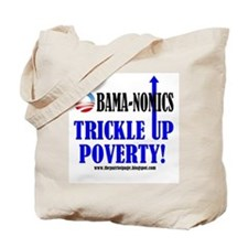 Obama-nomics Tote Bag